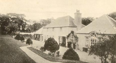 Scots Mining Company house