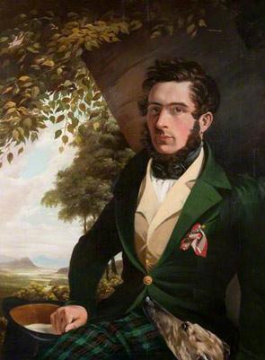 William Geddes Borron