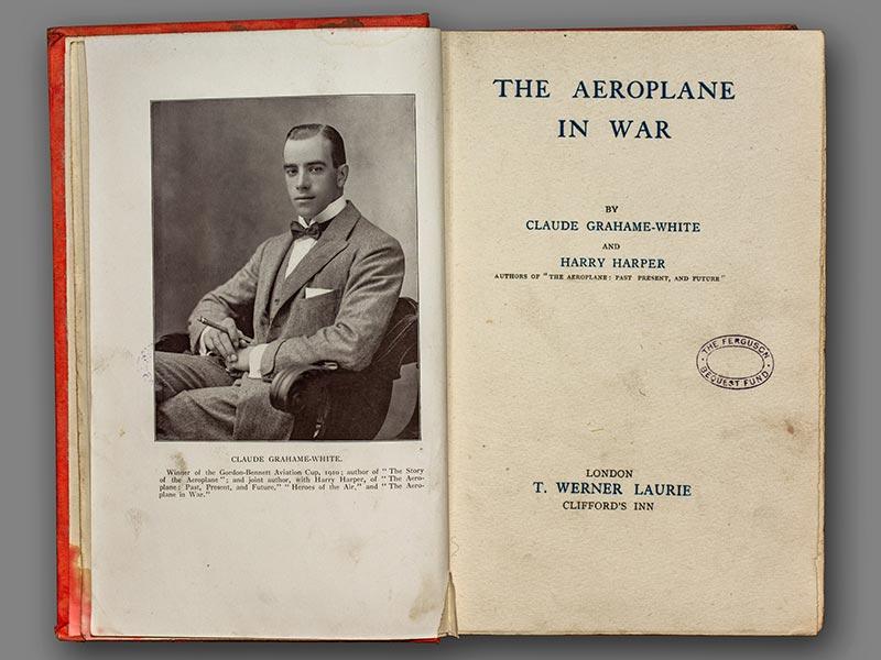 The Aeroplane in War