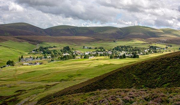 Leadhills Scenery