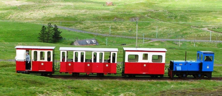 The Leadhills & Wanlockhead Railway