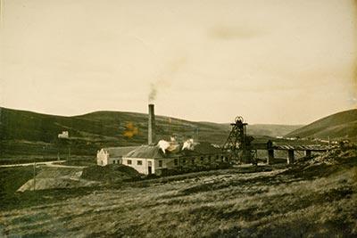 Glengonnar Mine
