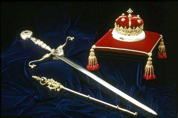 The Scottish Crown Jewels